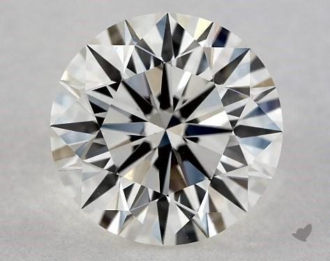 2.08 Carat I-VVS2 NA Cut Diamond