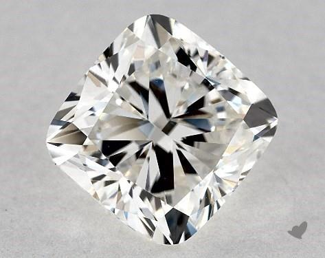1.91 Carat H-VVS2 Cushion Modified Cut Diamond