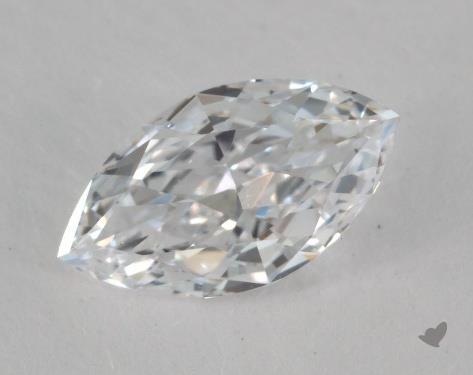 0.79 Carat D-IF NA Cut Diamond