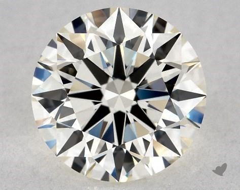 1.05 Carat M-VVS1 Excellent Cut Round Diamond