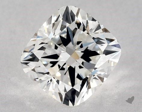 1.70 Carat G-VS2 Cushion Cut Diamond