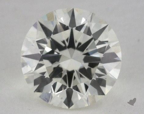 2.26 Carat K-VS1 Excellent Cut Round Diamond