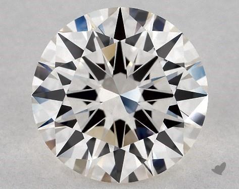 2.00 Carat I-IF Excellent Cut Round Diamond
