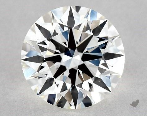 2.06 Carat G-VS2 True Hearts<sup>TM</sup> Ideal Diamond