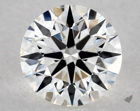 0.94 Carat G-VS2 True Hearts<sup>TM</sup> Ideal Diamond