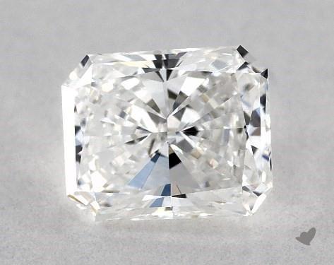 <b>0.50</b> Carat E-VS1 Radiant Cut Diamond