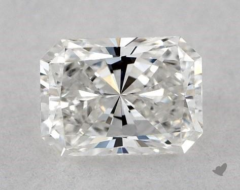 <b>0.51</b> Carat E-VVS1 Radiant Cut Diamond