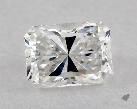 <b>0.50</b> Carat E-VVS2 Radiant Cut Diamond