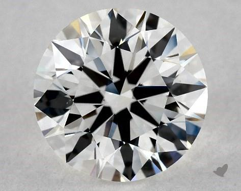 1.81 Carat G-VS1 Excellent Cut Round Diamond
