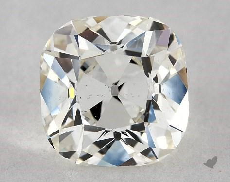 1.67 Carat I-VS2 Cushion Cut Diamond