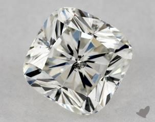 cushion modified0.72 Carat JSI2