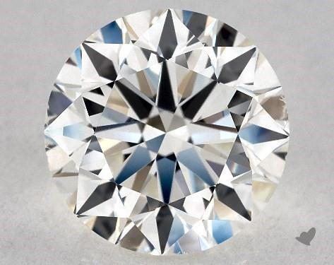 1.90 Carat I-VS2 Excellent Cut Round Diamond