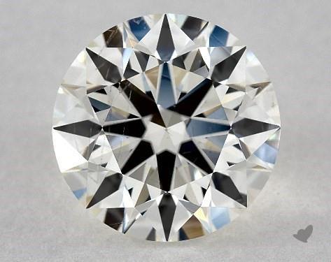 2.05 Carat J-SI1 True Hearts<sup>TM</sup> Ideal Diamond