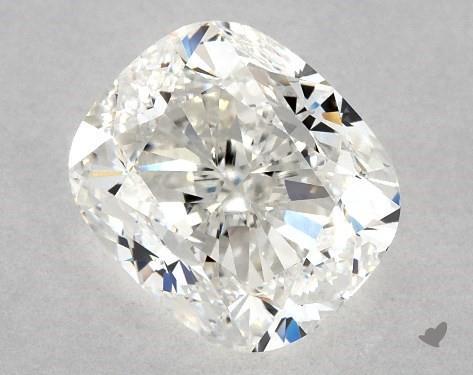 2.00 Carat H-VS1 Cushion Cut Diamond