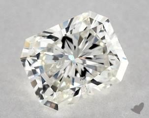 radiant0.7 Carat JI1
