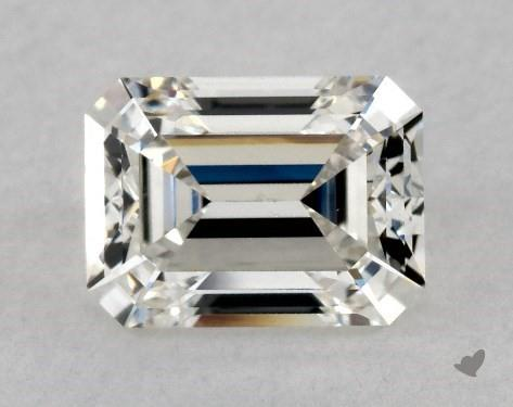 1.01 Carat H-VS1 Emerald Cut Diamond