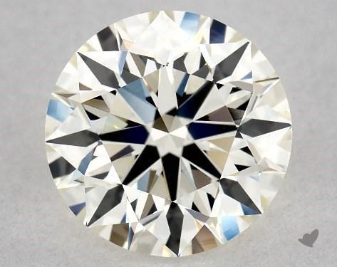 1.20 Carat J-VVS2 Excellent Cut Round Diamond
