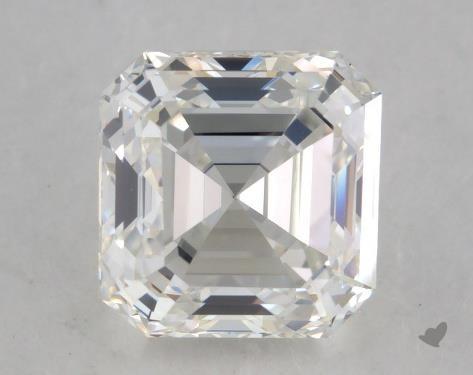 1.20 Carat H-VS1 Asscher Cut Diamond