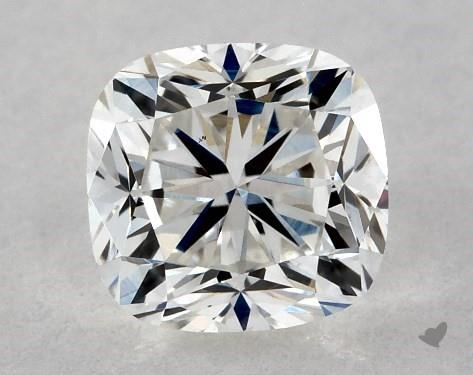 0.54 Carat H-VS2 Cushion Cut Diamond