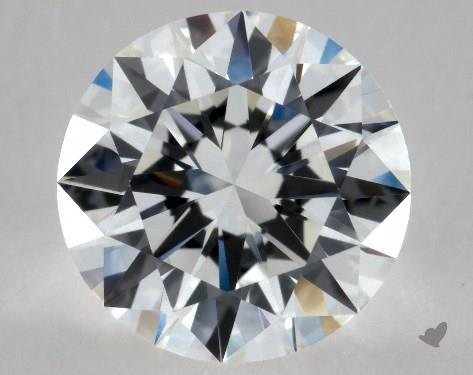 1.00 Carat G-VVS1 Excellent Cut Round Diamond