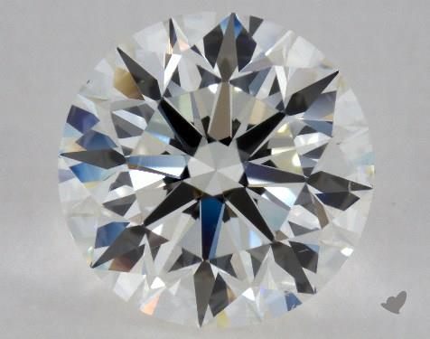 1.76 Carat I-VS2 Excellent Cut Round Diamond