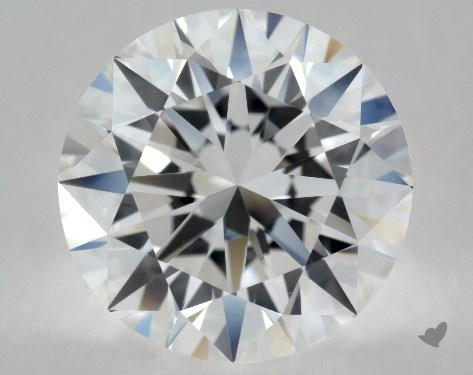 1.52 Carat F-IF Excellent Cut Round Diamond