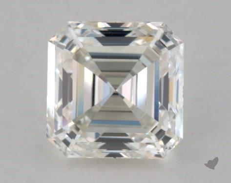 1.84 Carat I-SI1 Asscher Cut Diamond