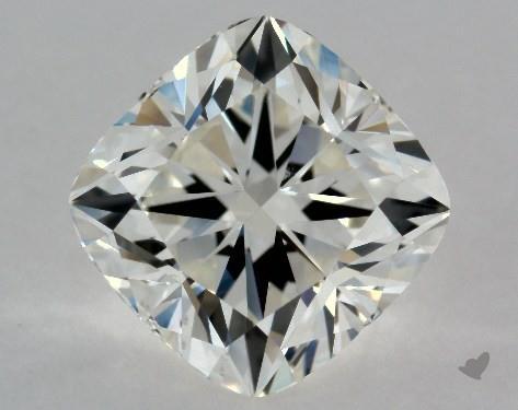 1.71 Carat J-VS1 Cushion Cut Diamond
