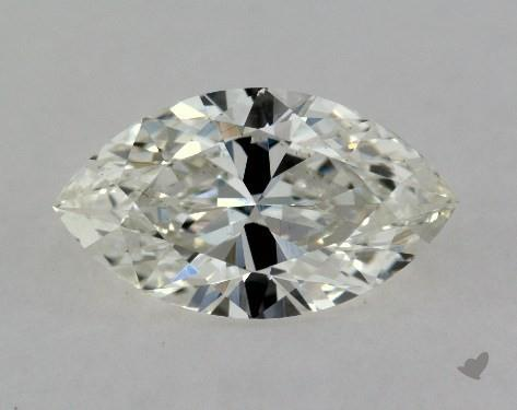 0.75 Carat H-VS2 Marquise Cut Diamond