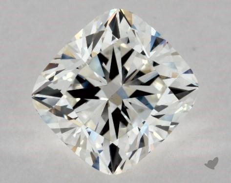 1.40 Carat H-VS2 Cushion Cut Diamond