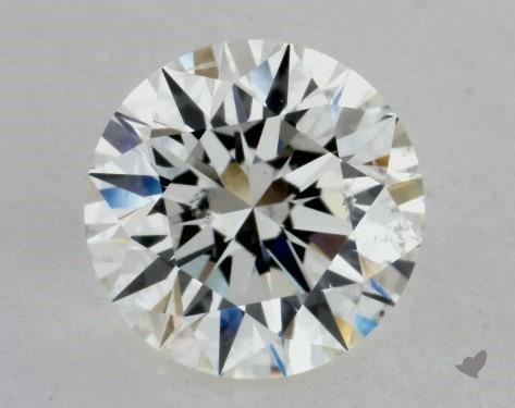 1.30 Carat I-SI1 Very Good Cut Round Diamond