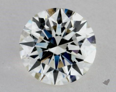 1.30 Carat H-VVS1 Excellent Cut Round Diamond