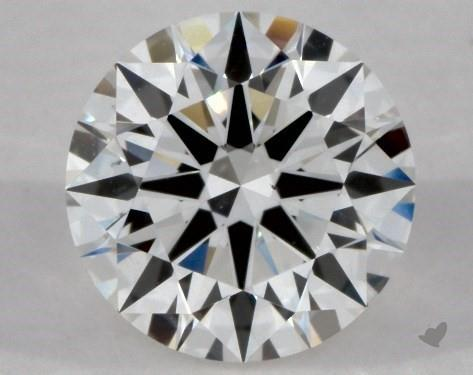 0.90 Carat G-VS1 Excellent Cut Round Diamond