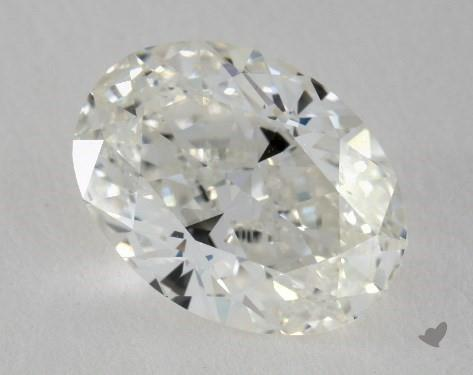 3.20 Carat I-VS2 Oval Cut Diamond