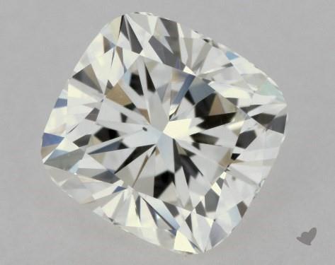 0.70 Carat I-VS2 Cushion Cut Diamond