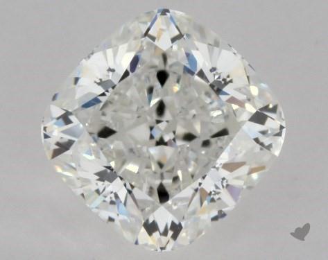 0.78 Carat H-SI1 Cushion Cut Diamond