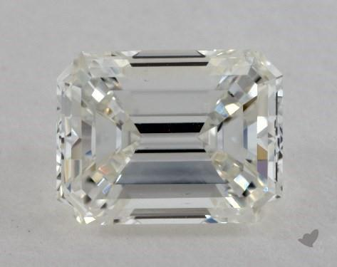 1.21 Carat H-VS2 Emerald Cut Diamond