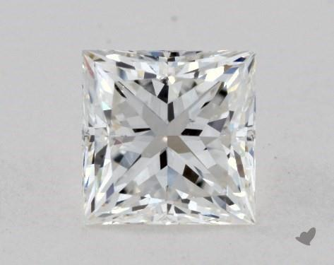 0.74 Carat F-VS2 True Hearts<sup>TM</sup> Ideal Diamond