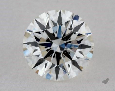 0.68 Carat G-SI1 Excellent Cut Round Diamond