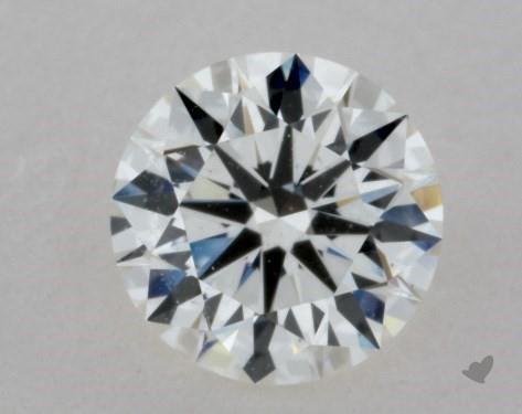 0.70 Carat I-VS1 Excellent Cut Round Diamond