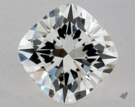0.80 Carat I-VS1 Cushion Cut Diamond