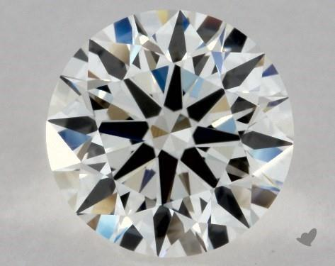 1.30 Carat H-IF Excellent Cut Round Diamond