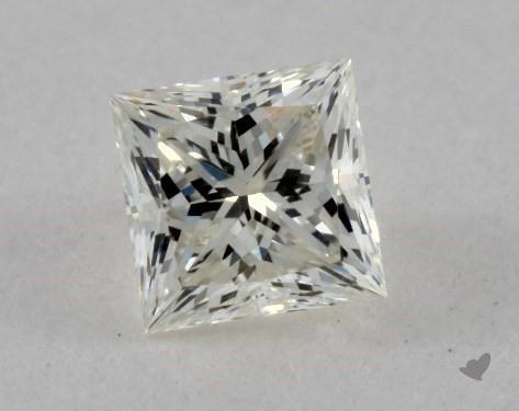 0.70 Carat I-VS2 Ideal Cut Princess Diamond