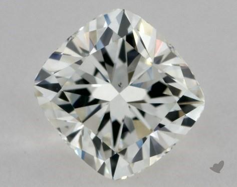 0.60 Carat I-VS2 Cushion Cut Diamond