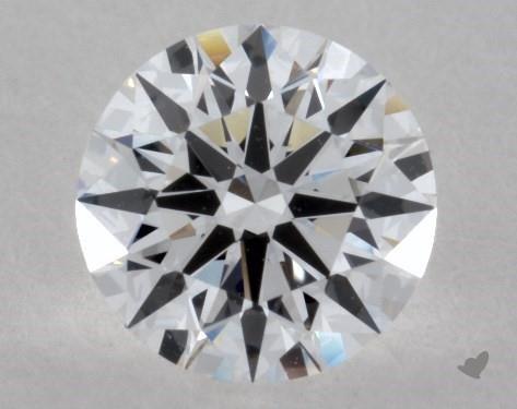 0.50 Carat E-VS1 Excellent Cut Round Diamond