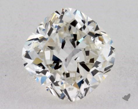 0.64 Carat K-I1 Cushion Cut Diamond
