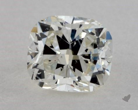 0.55 Carat K-SI2 Cushion Cut Diamond