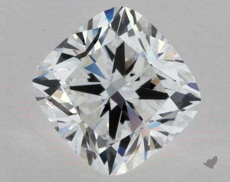 2.21 Carat F-VS2 Cushion Cut Diamond