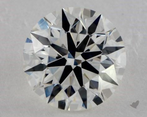 1.69 Carat H-VS2 True Hearts<sup>TM</sup> Ideal Diamond