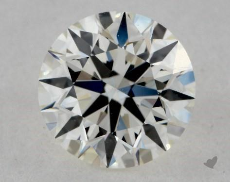 0.70 Carat I-VS2 Ideal Cut Round Diamond